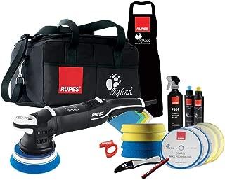 Rupes Bigfoot LHR15 Mark III Random Orbital Polisher - Premium Kit with Bag The Clean Garage