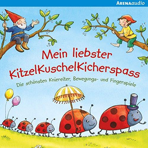 Mein liebster KitzelKuschelKicherspass Titelbild