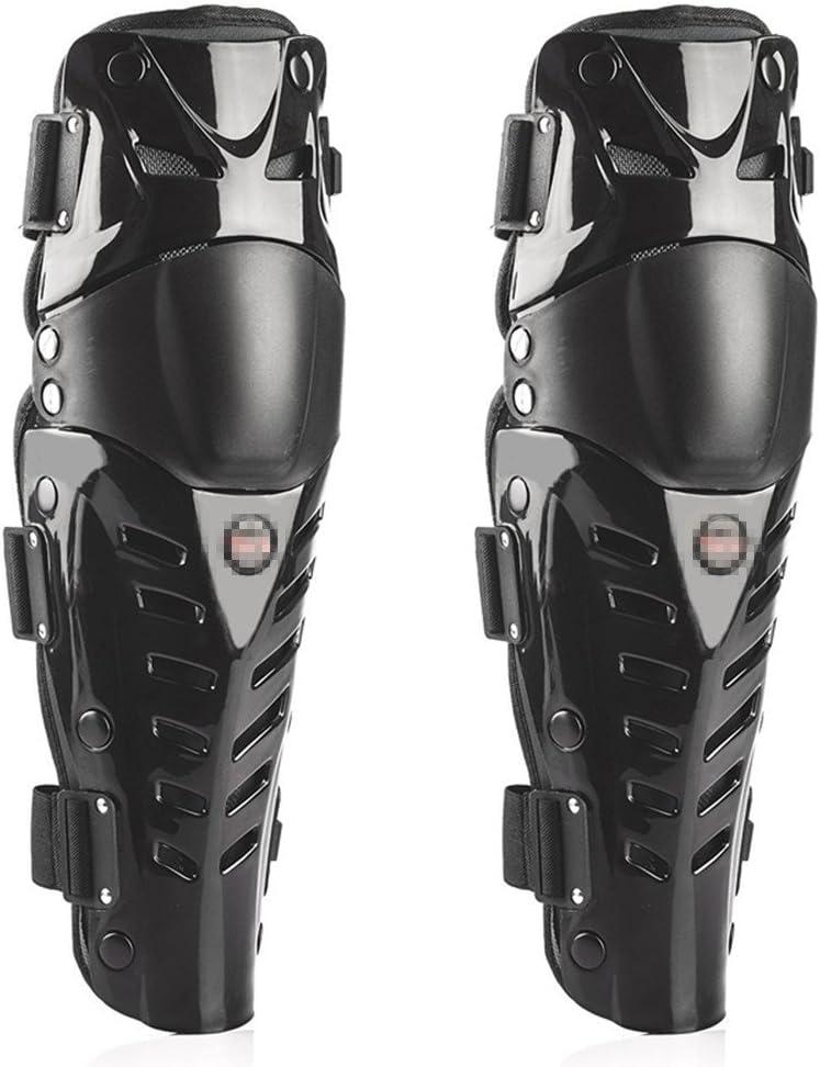 Rungear 1 Pair Industry No. 1 Adults Fashion Knee Guard Armor Protect Shin Pads Superlatite