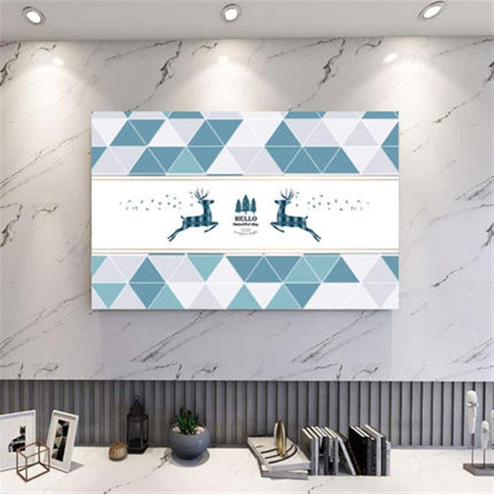 zhangmeiren TV Discount mail order Dust Cover New Desktop Home Towel Wall Credence