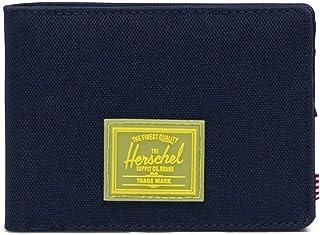 Herschel Roy Rubber RFID, Peacoat/Cyber Amarillo