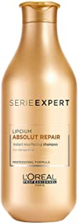 L'Oreal Paris Professional Series Expert Absolute Repair Lipidium Shampoo, 300 ml