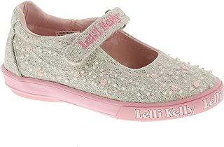 Lelli Kelly Glitter Lk4150 Elsie Dolly Canvas Mary Janes