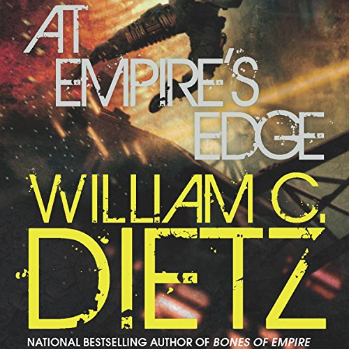 At Empire's Edge  audiobook cover art