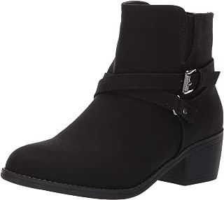 Women's Ionic Low Heel Ankle Bootie Boot