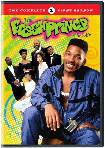 Fresh Prince of Bel Air, The: The Complete First Season (Repackaged/DVD)