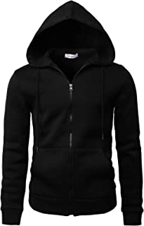Best mens black knitted hoodie Reviews