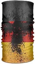 German Flag Eagle Bandanna Headwear Neck Gaiters Variety Scarf Wrap