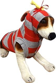 MJC Dr. Seuss The Grinch Max Dog Costume Hoodie Union Suit