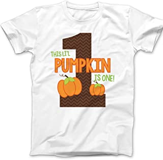 Best first birthday pumpkin shirt Reviews