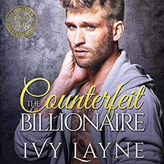 The Counterfeit Billionaire cover art