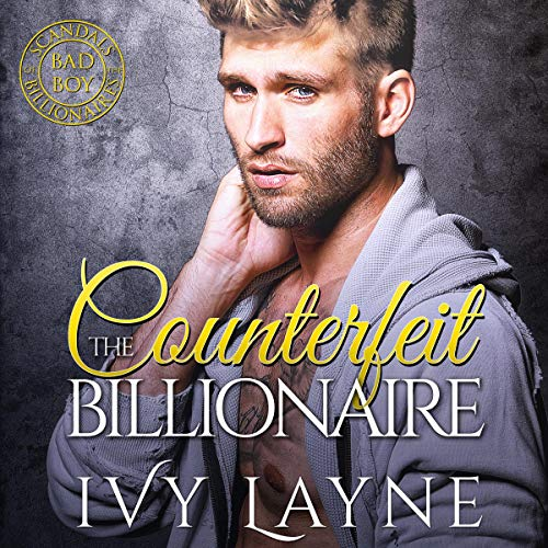 Couverture de The Counterfeit Billionaire