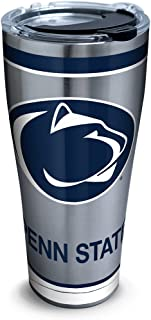 Tervis 1297307 Penn State Nittany Lions Tradition Stainless Steel Tumbler With Lid, 30 oz, Silver