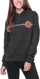 Santa Cruz Girls Classic Dot Hoody Zip Sweatshirt