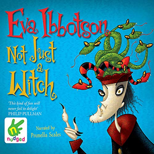 Not Just a Witch                   By:                                                                                                                                 Eva Ibbotson                               Narrated by:                                                                                                                                 Prunella Scales                      Length: 3 hrs and 35 mins     12 ratings     Overall 4.8