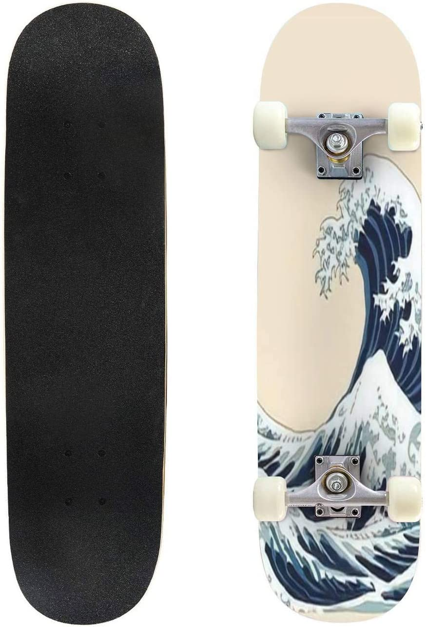 Classic Concave Skateboard Seamless Pattern Abst Large special price !! with Drawn Philadelphia Mall Hand
