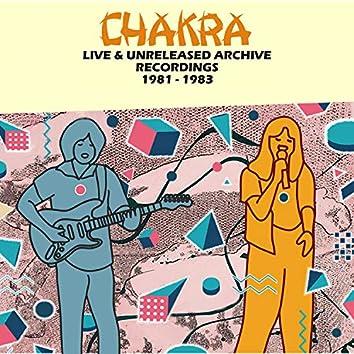 LIVE & UNRELEASED ARCHIVE RECORDINGS 1981-1983