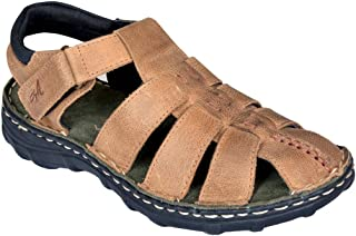 MARDI GRAS Pure Leather Youth Casual Sandal & Floaters
