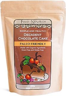 Food to Nourish Food to Nourish Organic Decadent Chocolate Cake Mix 400 g