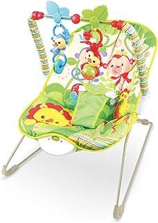 41d2a897a XGYUII Silla Mecedora Multifuncional Mecedora para bebés Silla de vibración  de Confort para niños Juguete de