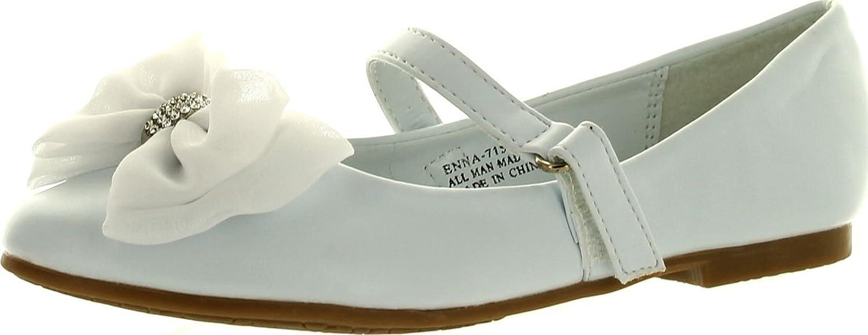Factory outlet Little Angel Girls Enna-715E Dress Flats Shoes OFFicial