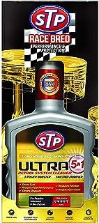 STP Ultra 5 in 1 Benzine System Cleaner, Geconcentreerd Reinigingsvermogen, 400 ml