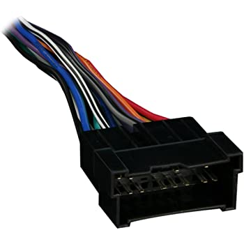 Amazon.com: Metra 70-7301 Radio Wiring Harness for Hyundai/Kia 99-08: Car  ElectronicsAmazon.com