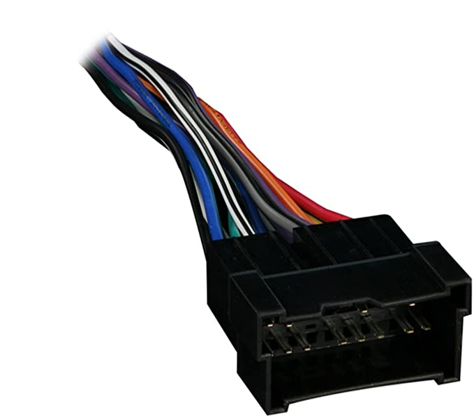 Amazon.com: Metra 70-7301 Radio Wiring Harness for Hyundai/Kia 99-08: Car  Electronics | 2005 Hyundai Sonata Power Antenna Wiring Schematic |  | Amazon.com
