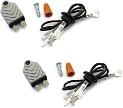 (2) Universal ELECTRONIC TRANSISTORIZED IGNITION IGNITER MODULES replaces 8786 by The ROP Shop