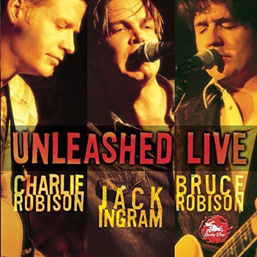Charlie Robison, Jack Ingram & Bruce Robison