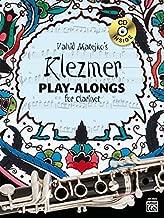 Vahid Matejko's Klezmer Play-Alongs for Clarinet: Book & CD