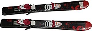 Rossignol Kids Skis 80cm with Size Adjustable comp Kid bindings Set Pair New