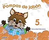 Pompas de jabón 5 años. Proyecto Educación Infantil 2º ciclo - 9788490670200