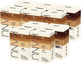 Maxim Kanu Latte Combo Double Shot 13.5g (Pack of 10) Latte 13.5g (Pack of 10) 5 Set 카누 라떼 콤보팩