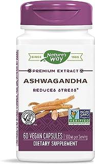 Nature's Way Ashwagandha, 60 Vegan capsules
