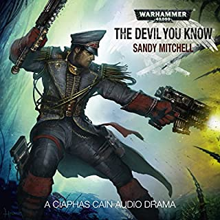 The Devil You Know cover art