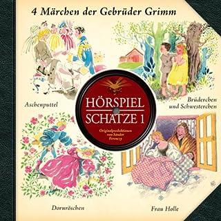 Hörspiel Schätze. Originale von 1950-1970. Teil 1 Titelbild