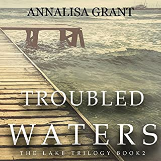 Troubled Waters audiobook cover art
