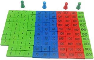 Montessori Wooden Stamps Game Math Toys Kid Children Early Teaching Toys Gift