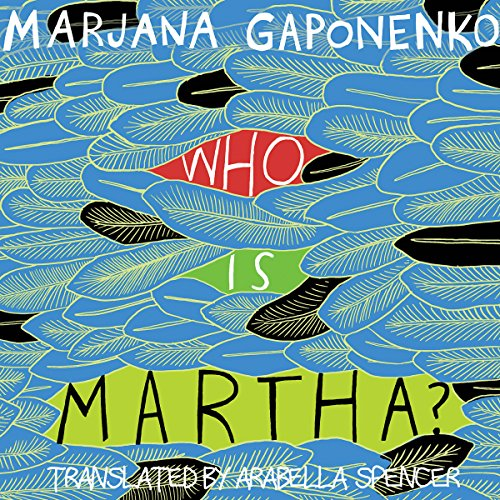 Who Is Martha? audiobook cover art
