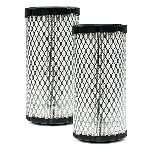 2PK Genuine OEM Kubota Air Filter K1211-82320 BX2200 BX1500 BX1800 ZD18 ZD21 -  Replaces K1211-82320, BX2200, BX1500, BX1800, ZD18, ZD21