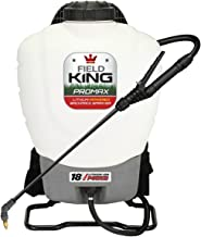 Field King 190515 Professionals Battery Powered Backpack Sprayer, 4 gal