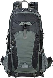 Bolsa de alpinismo al aire libre, mochila ligera de nylon impermeable con gran capacidad, unisex, cuatro colores