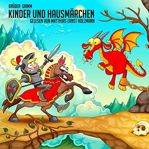 Kinder- und Haus-Märchen 1 cover art