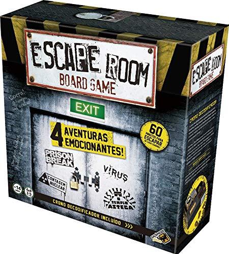 Escape Room: Board Game