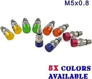 AHL 48*58*10mm Retenes para horquillas Sello de Aceite y Guardapolvo para Kawasaki KLX450R 2008