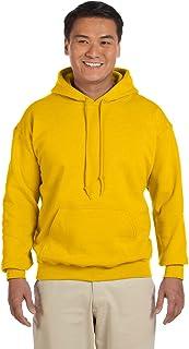 Gildan Heavy Blend Fleece Hooded Sweatshirt Felpa con Cappuccio Uomo