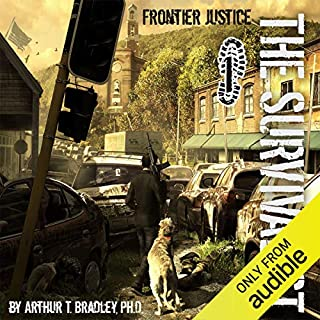 The Survivalist     Frontier Justice              Written by:                                                                                                                                 Arthur T. Bradley                               Narrated by:                                                                                                                                 Jamie Buck                      Length: 5 hrs and 35 mins     Not rated yet     Overall 0.0