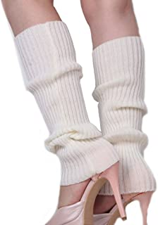 Sangora Women/'s Men/'s Arm /& Leg Warmer 8060940 Natural White