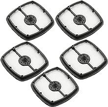 Milttor 5 Packs A226001410 Air Filter Fit Echo Trimmer Blower Mantis 130310-54130 SRM225 SRM210 HC150